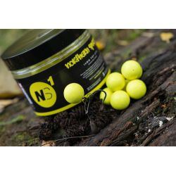 NS1 CCMoore Pop Ups Yellow 18mm