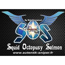 Autentik Sniper SNIPCOATED SOS (Squid&Salmon) Boilie 20mm