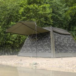 Refugio Avid Carp Screen House 4D