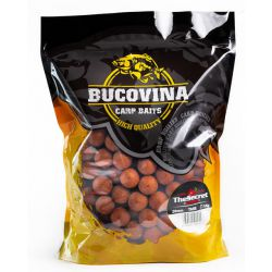 Bucovina Baits THE SECRET (Frankfurt&Picante) 20mm 1kg soluble