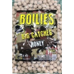 Boilies 5kg Honey Poisson Fenag 20 mm ECO