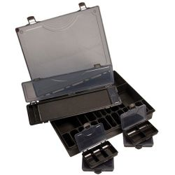 CARP SPIRIT CAJA COMPLETA TACKLE BOX SET