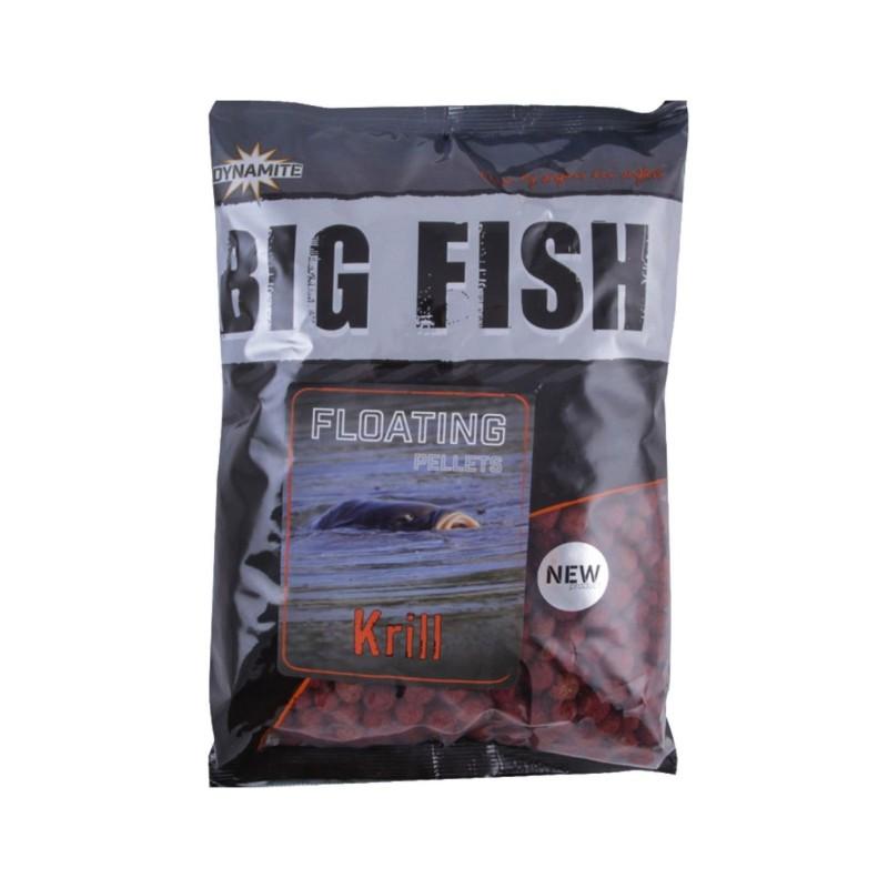 DYNAMITE BAITS PELLETS FISH MEAL FL.OTANTE 1,1KG 11MM