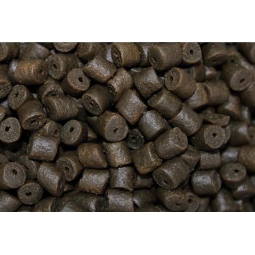 COPPENS BLACK HALIBUT PELLETS 8mm c/agujero 900gr
