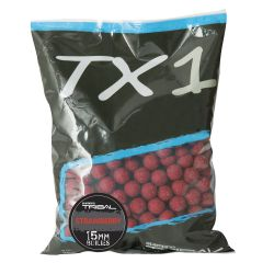 SHIMANO TRIBAL TX1 STRAWBERRY BOILIES 20MM 1KG