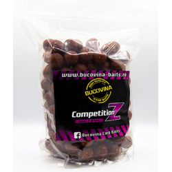 Bucovina Baits CompetitionZ Squid Ciruela 24mm 1kg soluble