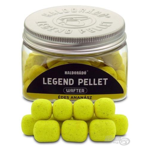 Haldorádó Legend Pellet Wafter Sweet Pineapple 12, 16mm