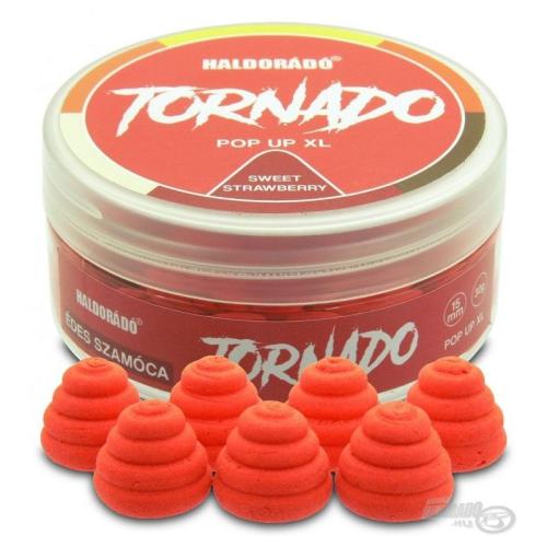 Haldorádó Tornado Pop Up Fresa 15mm