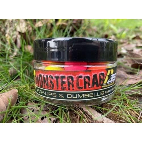 Peralbaits Flotantes Mixtos 14-18mm Monster crab