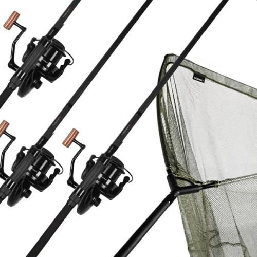 Kit Sonik VaderX RS 3 Rod Kit 12´3,25lb