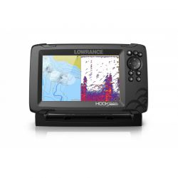 Lowrance HOOK Reveal 7 con Transductor HDI 50/200 600w. CHIRP/DownScan
