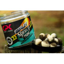 CPK HOOKBAITS SPLIT STINKY (MEJILLON&CANGREJO)16 / 20MM Equlibrados