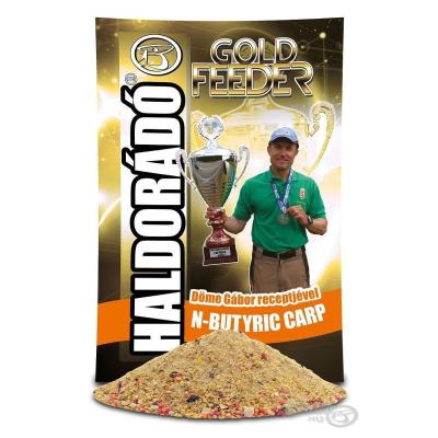 Haldorádó Engodo Gold Feeder N-Butyric Carp