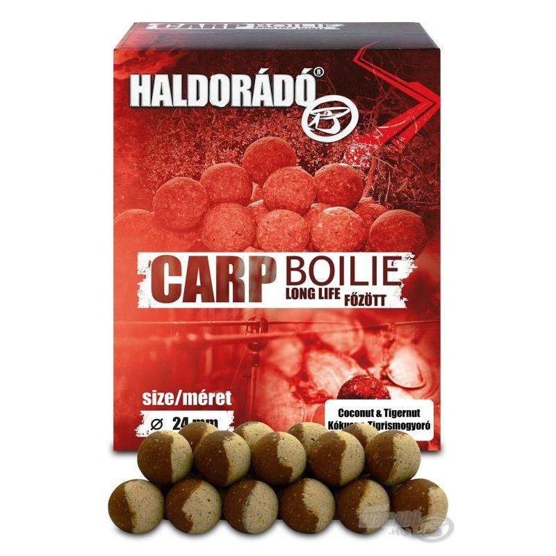 Haldorádó Carp Boilie - Coconut & Tigernuts 24mm 0.900gr