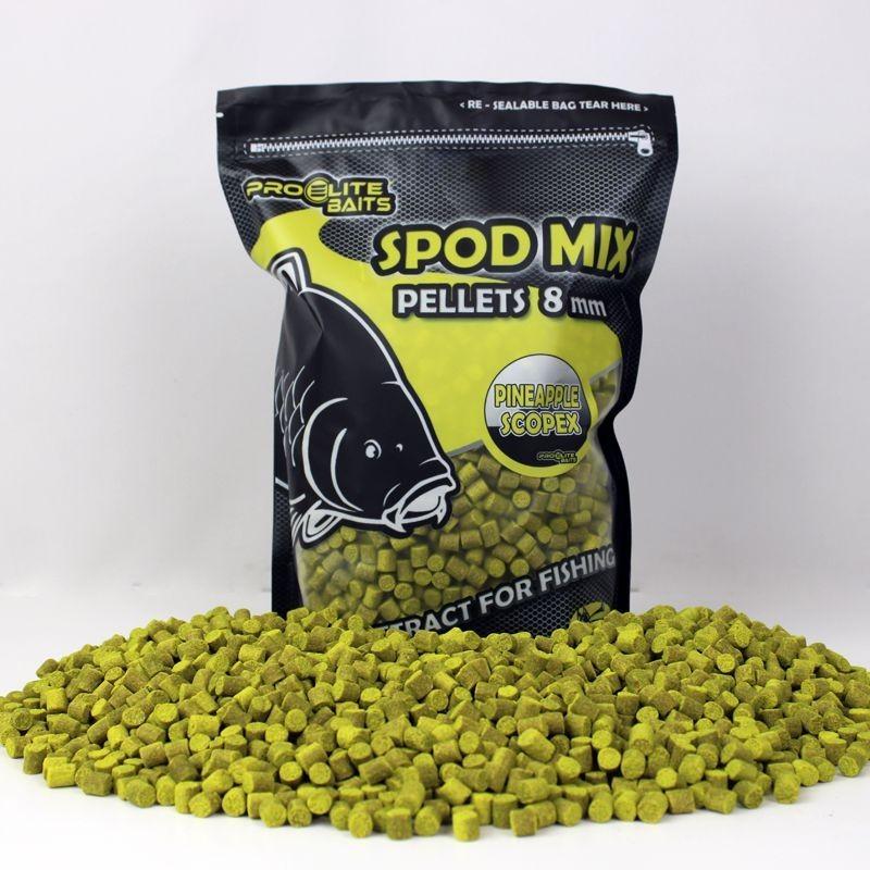 Poisson Fenag Pellets Spod Mix Piña&Scopex 1,8kg