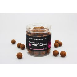 Sticky Baits - The Krill Pop Up Natural Ones 16mm