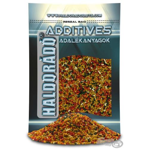 Haldorado Micro Pellet Naranja y Canela 2mm 800gr