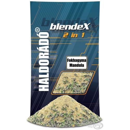 HHALDORÁDÓ BlendeX 2 en 1 - Ajo + Almendras