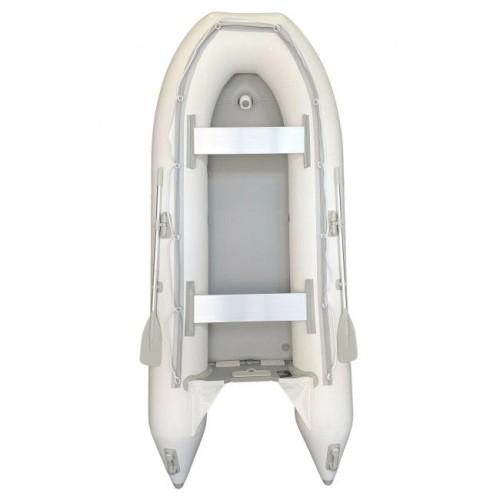 OZEAM Embarcación neumática 360 PROA en D con suelo HINCHABLE