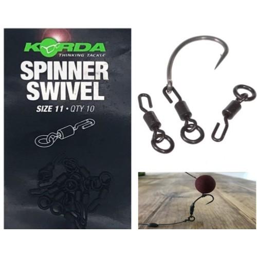 KORDA SPINNER RING SWIVEL talla 11