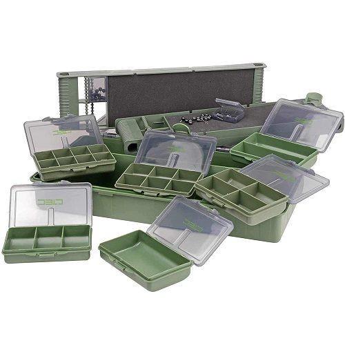 CTEC CARP TACKLE BOX SYSTEM