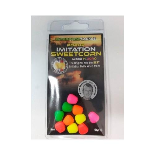 Enterprise Maiz Mix color flotante 10unid (pop up sweetcorn)