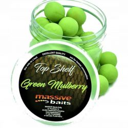 Massive Baits – Green Mulberry Pop Up 14mm