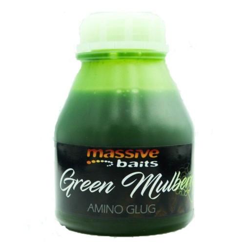 Massive Baits – Green Mulberry Amino Glug 250ml