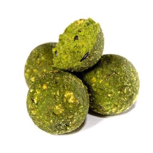 Massive Baits Boilies 24mm Green Mulberry 1kg (Mora Verde)