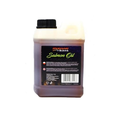 Massive Baits Salmon Oil 1ltr
