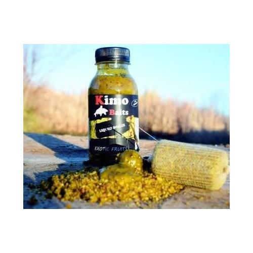 Kimo Baits Bolie Liquid EXOTIC FISH 250gr (remojo)