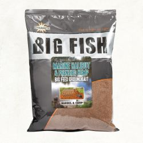 Dynamite Engodo Big Fish Marine Halibut&Cañamon 1,8 kg