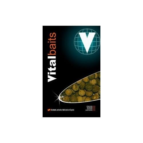 Vitalbaits Boilies 14mm K-12 750GR