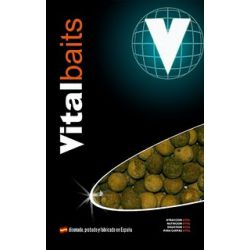 Vitalbaits Boilies 20mm K-12 750GR