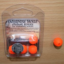 Enterprise Eternal Boilies 15mm Naranja flotante5 unid)