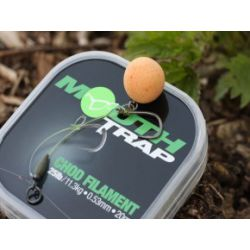 Korda Mouth Trap Fluorocarbono 20lb 0.47mm