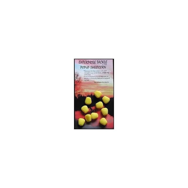 Enterprise Maiz amarillo flotante 10unid (pop up sweetcorn)