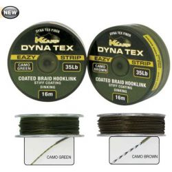 Kkarp Trenzado Dyna tex eazy strip  marron (brown)  25lbs 16m