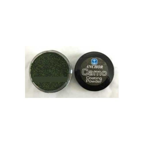 Anchor Polvos camuflaje Verde (Camo Coating Powder Green)