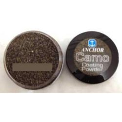 Anchor Polvos camuflaje Brown (Camo Coating Powder Marron))