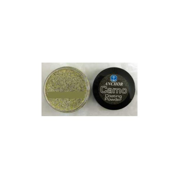 Anchor Polvos camuflaje Arena (Camo Coating Powder Sand))
