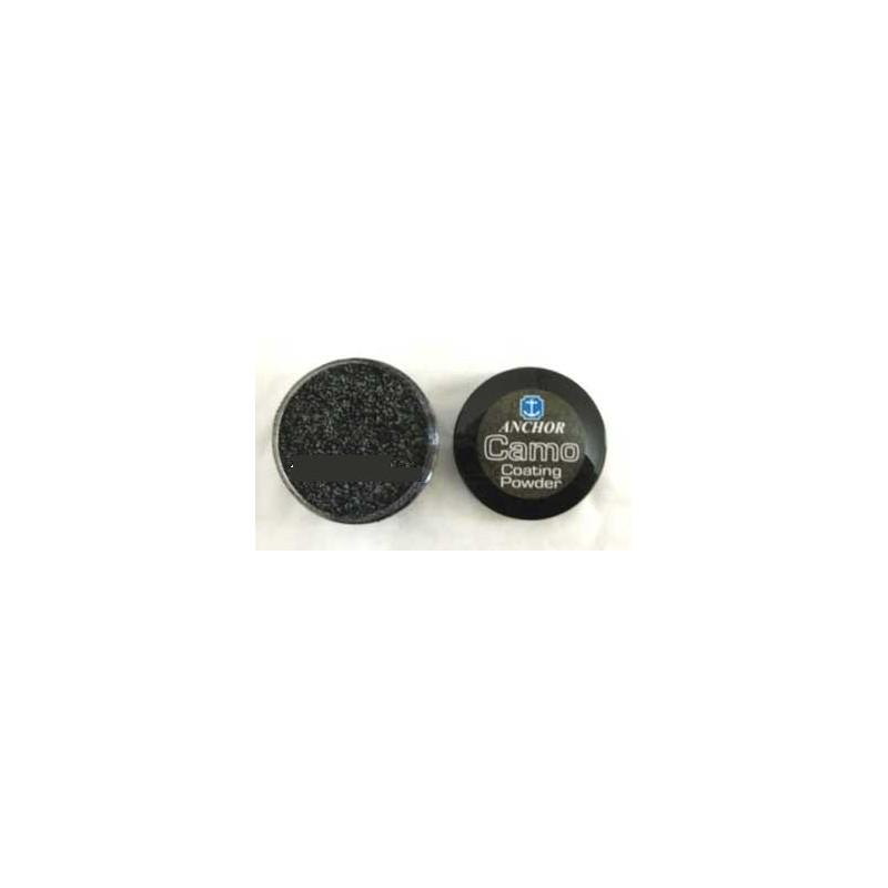 Anchor Polvos camuflaje Negro (Camo Coating Powder Black))