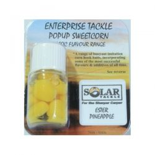 Enterprise maiz amarillo flotante en remojo Solar Ester Pineaple