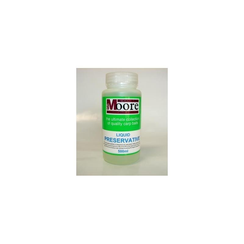 CCMoore LIQUID BAIT PRESERVATIVE conservante boilies 500ml