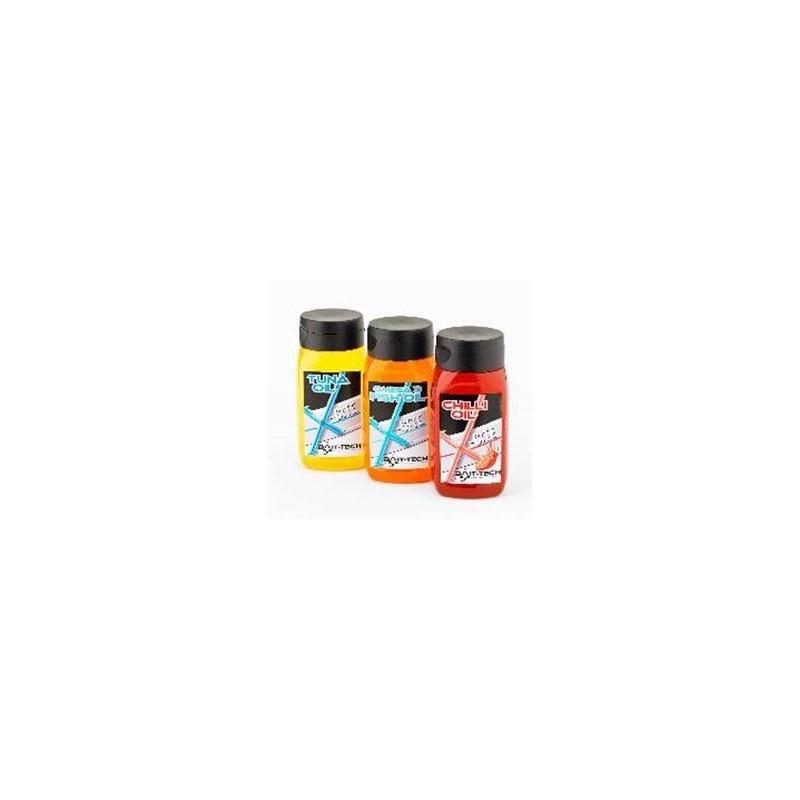 Bait-Tech Aceite Chilli X-CITE 300ML (chilli oil)