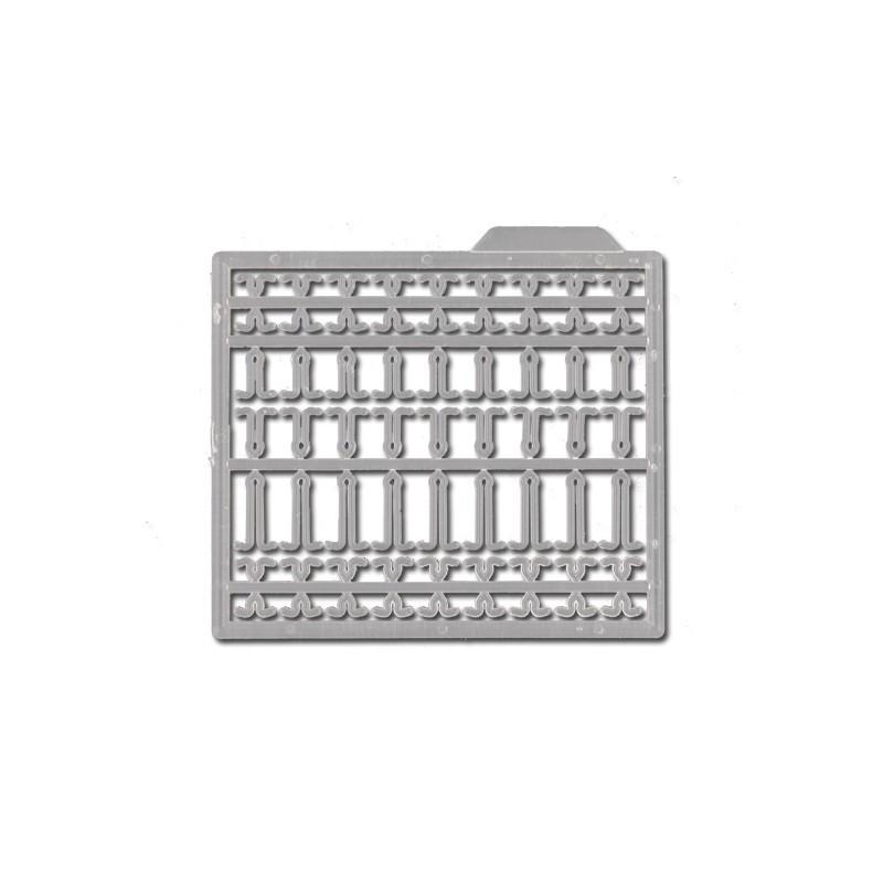 X2 Topes Boilies Extenda Transparentes (combi boilie stops tran)