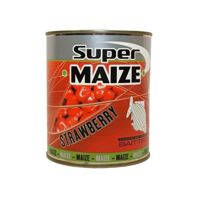 Bait-Tech Maiz sabor Fresa (strawberry) Lata de 695gr