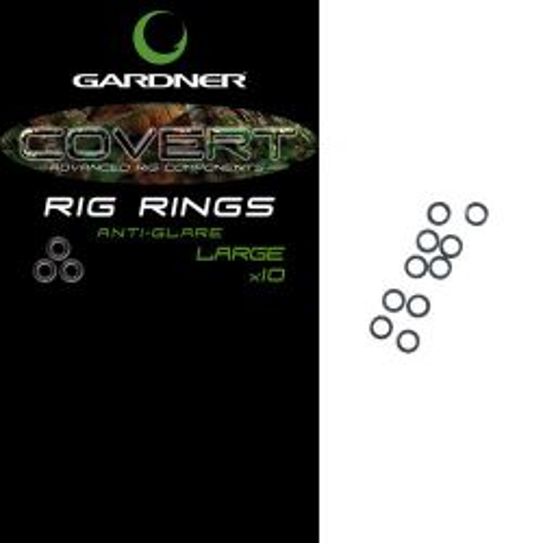 Gardner Anillas Grandes (rig rings large 10uds)