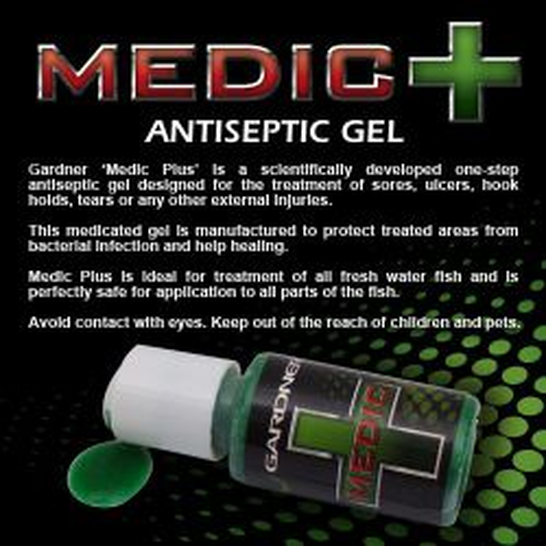 Gardner Medic plus Antiseptico (novedad)