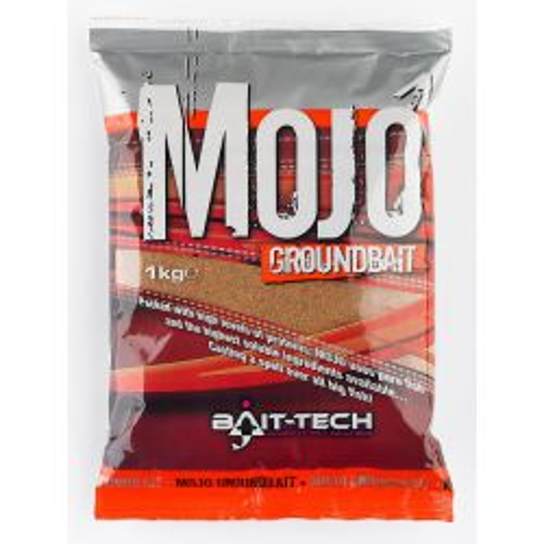 Bait-Tech Engodo Mojo 1kg (mojo grountbait)